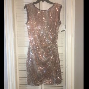 Donna Morgan Formal Sequin Dress